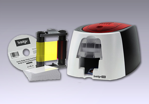 Plastic Card Printer Systems