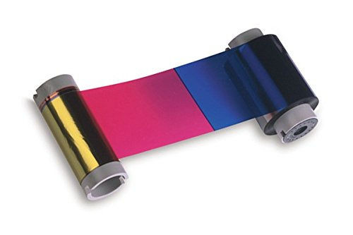 Fargo YMCKK Printer Ribbon 84052