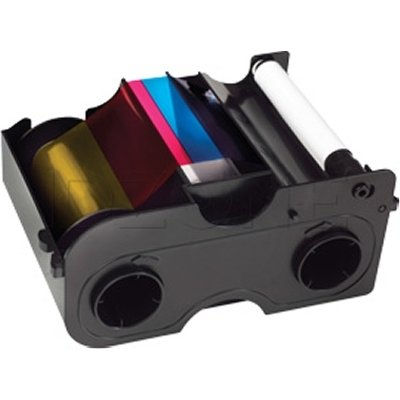 Fargo YMCKOK Printer Ribbon 45110