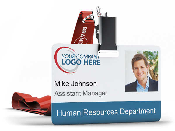 Custom Badges and Name Tags