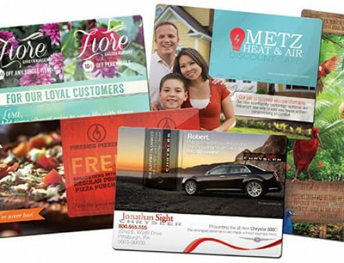 Make A Lasting Impression with Plastic Cards