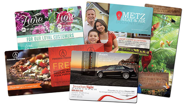 Card Affixing Mailing